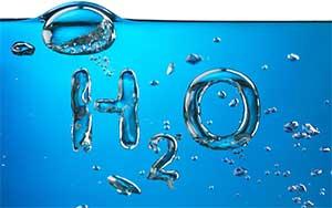 Alkali Su 2 Kat Oksijen İçerir.