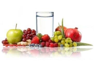 Alkali Antioksidan Su