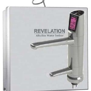 Su iyonizeri Revelation II, Tezgahaltı Model, Musluklu