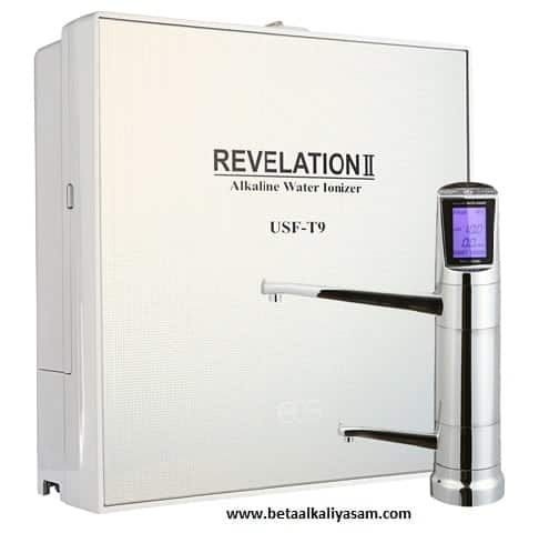 Alkali Su İyonizeri, Revelation Alkali Su İyonizeri