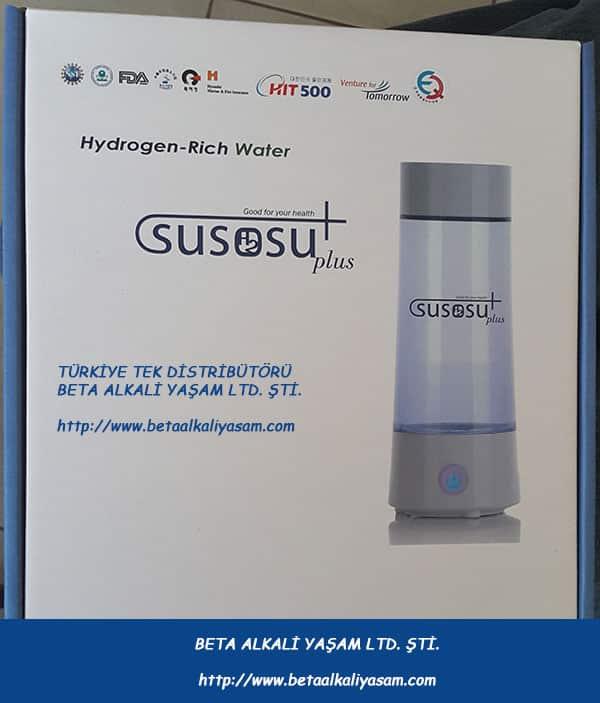 susosu plus Türkiye distribütörü